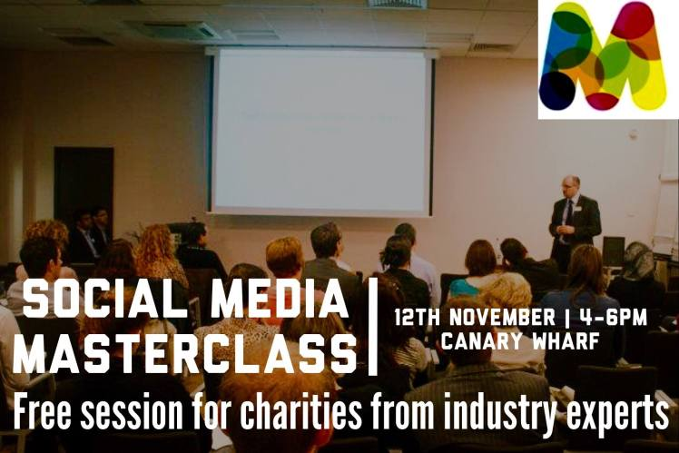 social masterclass 13 Nov 2014 ad